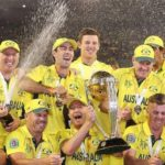ICC Cricket World Cup 2019 Australian Team Matches