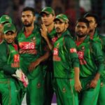 ICC T20 Cricket World Cup 2021 Bangladesh Team Matches