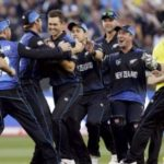 ICC T20 Cricket World Cup 2021 New Zealand Team Matches