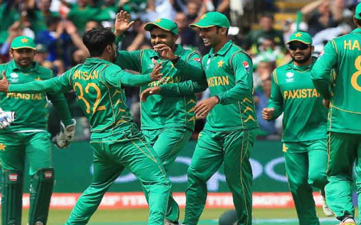 ICC Cricket World Cup 2019 Pakistan Team Matches