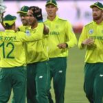 ICC Cricket World Cup 2019 South Africa Team Matches