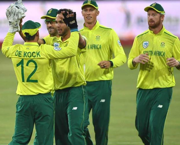 ICC Cricket World Cup 2019 South Africa Team
