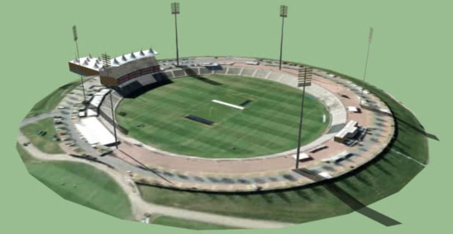 Rose Bowl Cricket Ground Map Capacity Parking Tickets