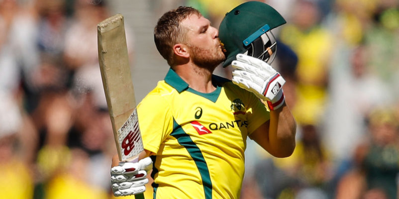Aaron Finch (Australia Cricket Team Captain)