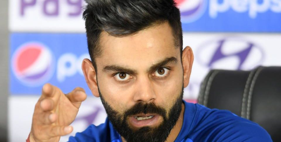Virat Kohli - Captain of India Cricket Team in ICC Cricket World Cup 2019
