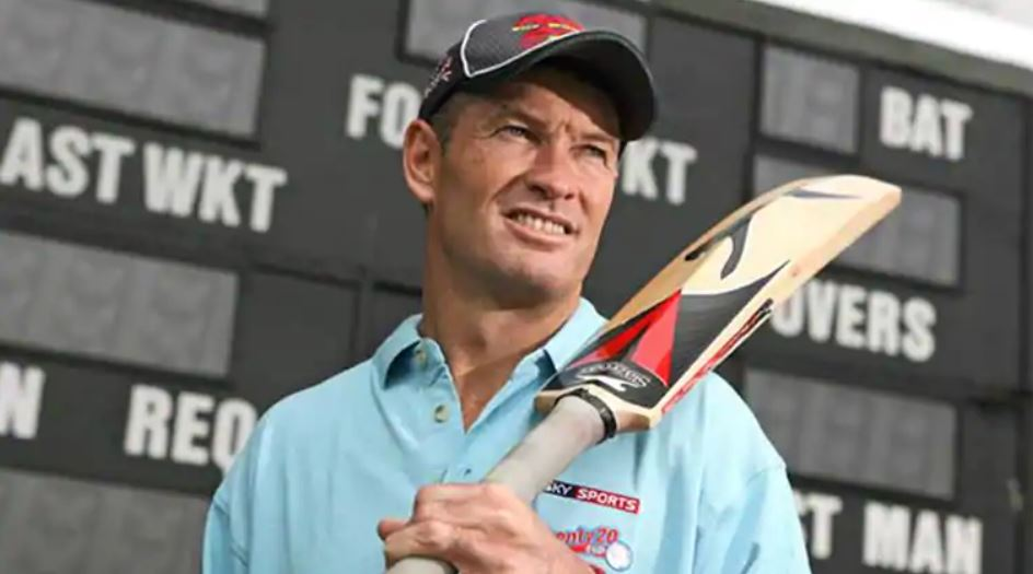 Graeme Hick (Australain Cricket Team Batting Coach)