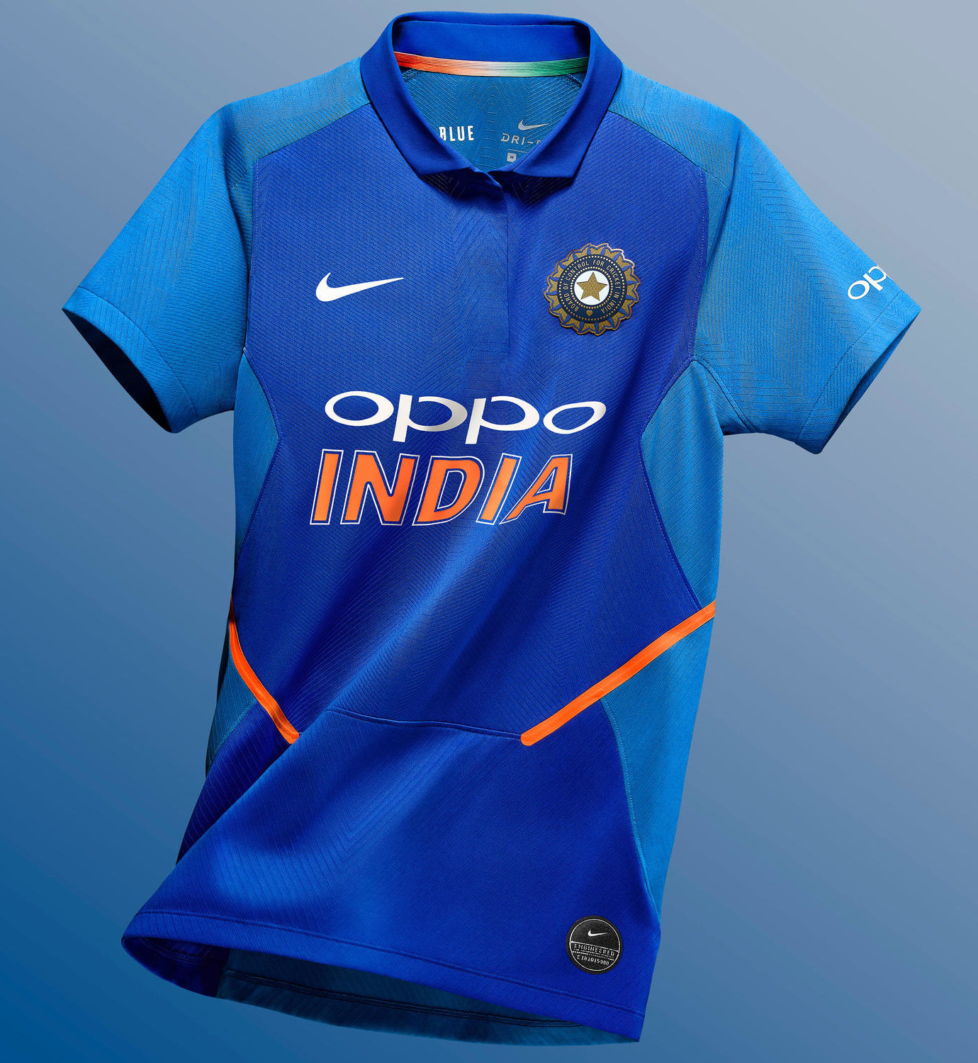 Indian Team Jersey for ICC Cricket World Cup 2019
