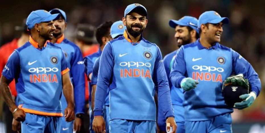 Indian Team Squad Announced for CWC 2019