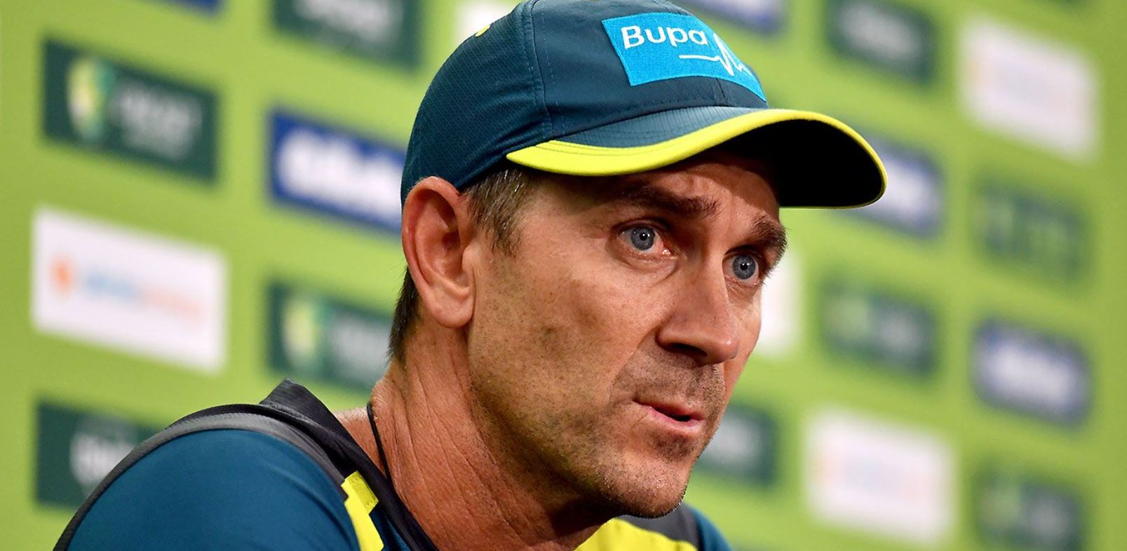 Justin Langer (Australian Cricket Team Head Coach)