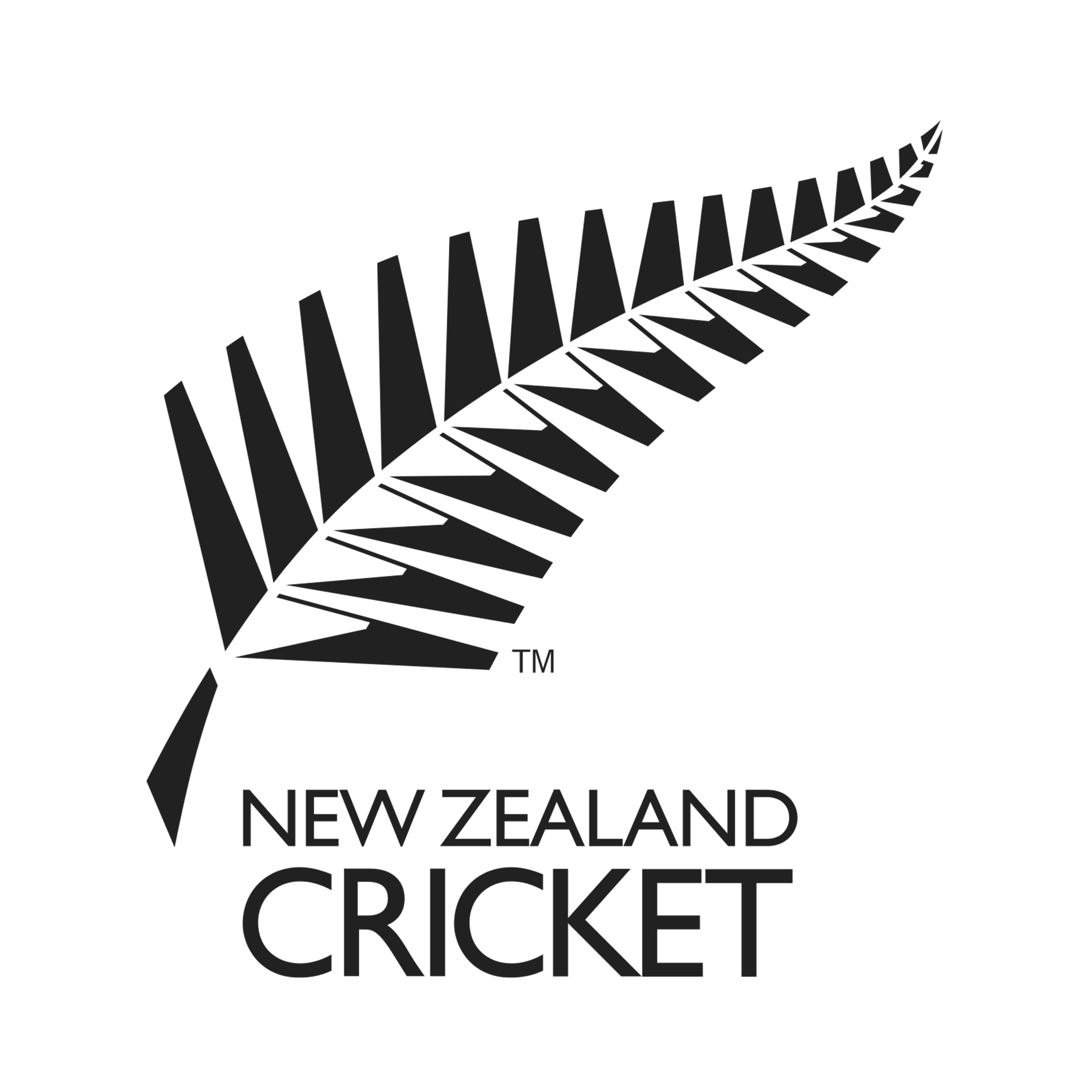 New Zealand cricket team logo
