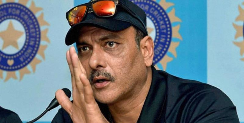 Ravi Shastri (Indian Cricket Team Coach)