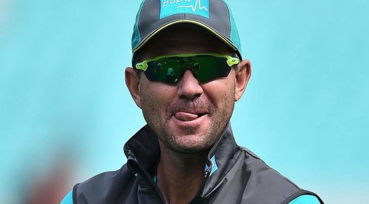 Ricky Ponting (Australia Cricket Team Assistant Coach)