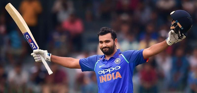 Rohit Sharma - Vice Captain of India Cricket Team in ICC Cricket World Cup 2019