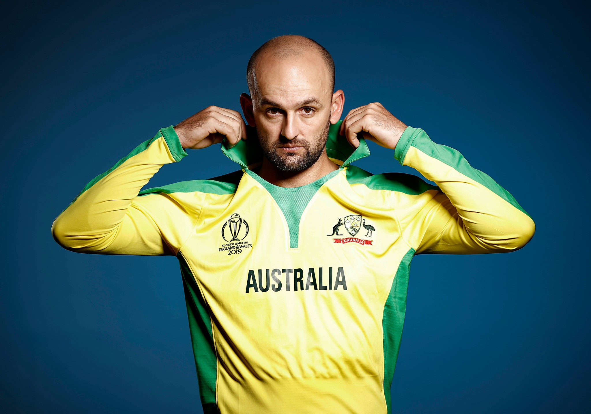australia cricket team jersey for cricket world cup 2019