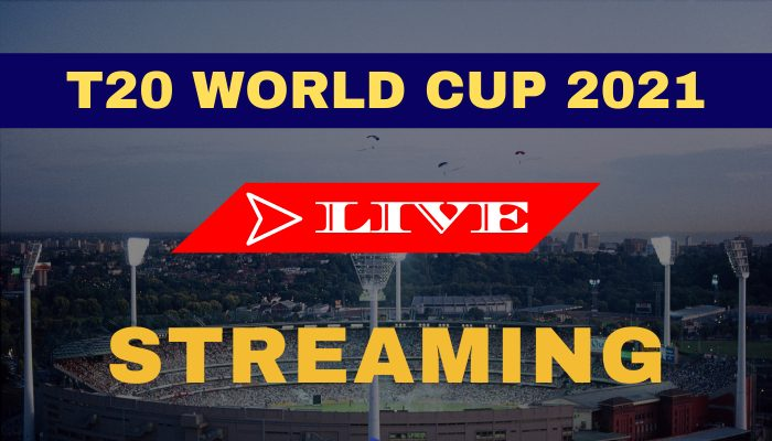Where to watch 2021 T20 World Cup Live