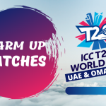 2021 Men's T20 Cricket World Cup Warm-Up Matches Schedule | Fixtures | Time Table | Match Timing