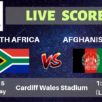 Afghanistan vs South Africa Live Streaming & Live Score | ICC Cricket World Cup 2019