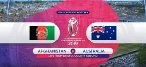 Australia vs Afghanistan Match Highlights & Scorecard Cricket World Cup 2019