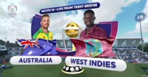 Australia vs West Indies Highlights & Scorecard Cricket World Cup 2019