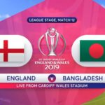 Bangladesh vs England Highlights & Scorecard | Cricket World Cup 2019