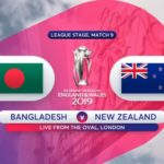 Bangladesh vs New Zealand Highlights & Scorecard | Cricket World Cup 2019