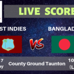 Bangladesh vs West Indies Live Streaming & Live Score | ICC Cricket World Cup 2019