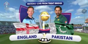 England vs Pakistan Highlights & Scorecard Cricket World Cup 2019