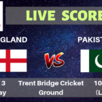 England vs Pakistan Live Score & Live Streaming | ICC Cricket World Cup 2019