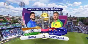 India vs Australia Highlights & Scorecard Cricket World Cup 2019