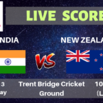 India vs New Zealand Live Streaming & Live Score | ICC Cricket World Cup 2019