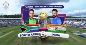 India vs South Africa Highlights & Scorecard Cricket World Cup 2019