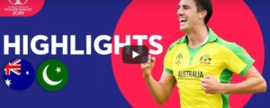 Pakistan vs Australia Highlights & Scorecard - Cricket World Cup 2019