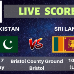 Pakistan vs Sri Lanka Live Streaming & Live Score | ICC Cricket World Cup 2019