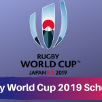 Rugby World Cup 2019 Fixtures PDF Download, RWC 2019 Schedule, Time, Dates