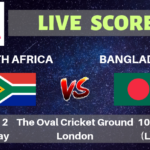South Africa vs Bangladesh Live Score & Live Streaming | ICC Cricket World Cup 2019