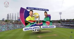 South Africa vs Bangladesh Match Highlights & Scorecard Cricket World Cup 2019
