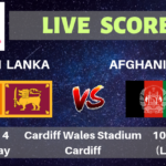 Sri Lanka vs Afghanistan Live Score & Live Streaming | ICC Cricket World Cup 2019