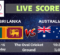 Sri Lanka vs Australia Live Streaming & Live Score | ICC Cricket World Cup 2019