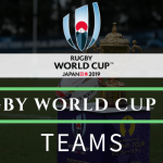 2019 Rugby World Cup Teams | Rugby World Rankings
