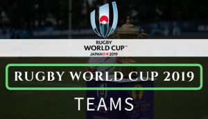 2019 Rugby World Cup Teams Qualification Ranking & Records