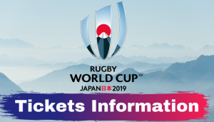 How to buy Rugby World Cup 2019 Tickets Online