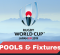 Rugby World Cup 2019 Pools Fixtures | RWC 2019 Groups & Teams