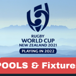 Rugby World Cup 2022 Groups Fixtures | RWC 2022 Groups & Teams