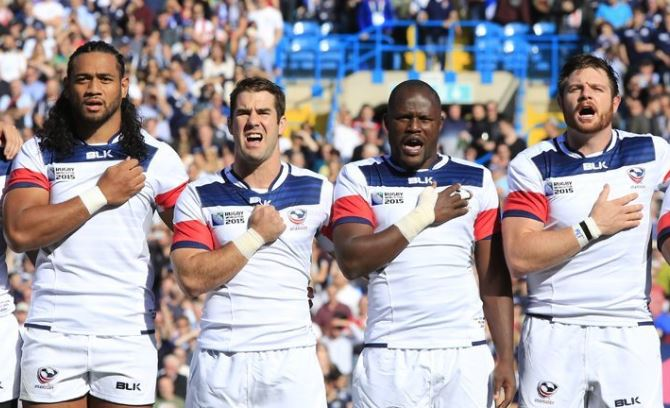 USA Rugby Team