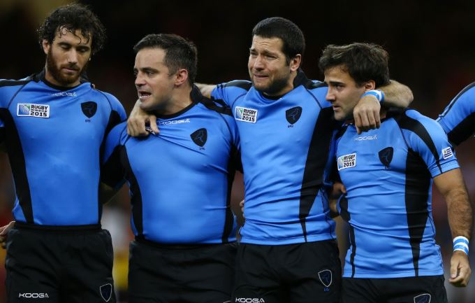Uruguay Rugby Team