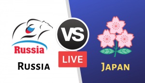 Rugby World Cup 2019 Japan vs Russia Live Streaming