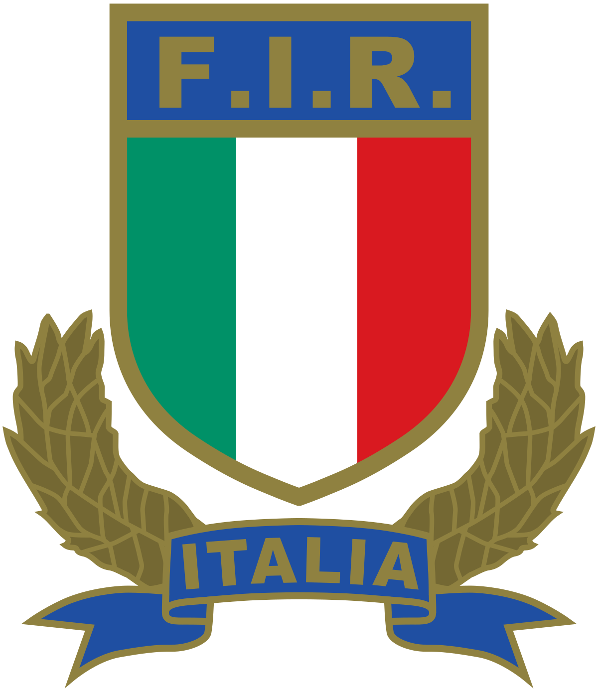 Italy Rugby Team Logo