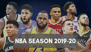 NBA Schedule for Season 2019-20