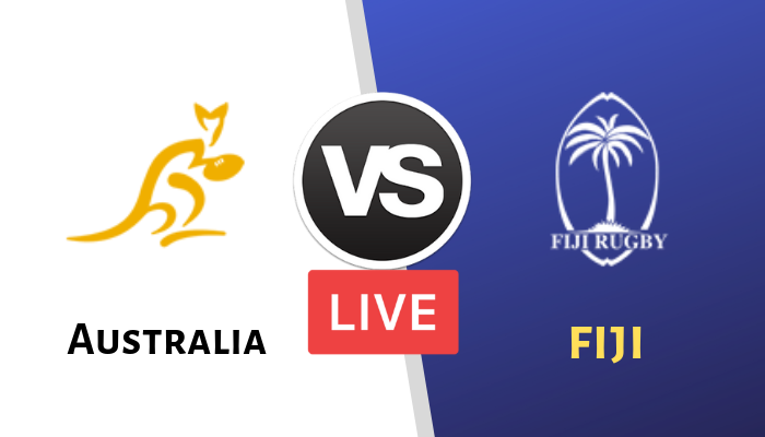 RWC 2019 Australia vs Fiji Live Streaming