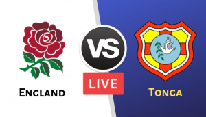 Rugby World Cup 2019 England vs Tonga Live Streaming